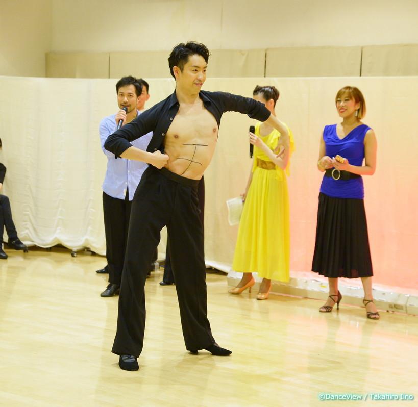 社交ダンス体験