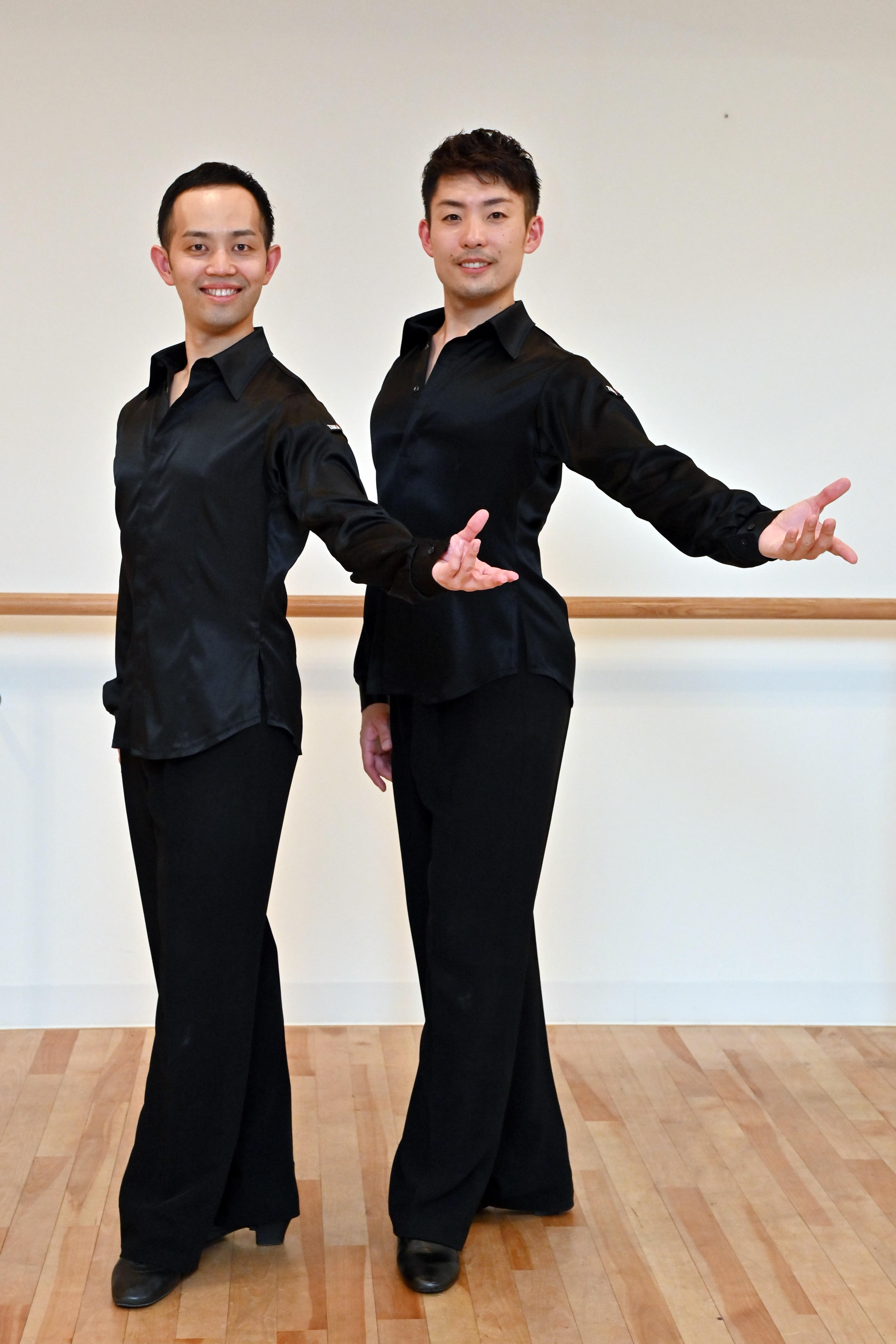 社交ダンス ラテンダブルス