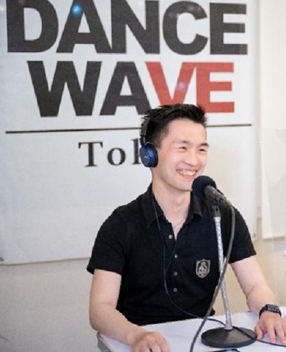 社交ダンス 大埜健 DANCEWAVE